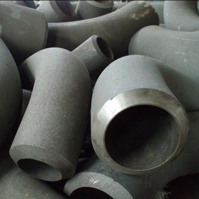 Alloy Steel Elbow, SCH 80, 6 Inch