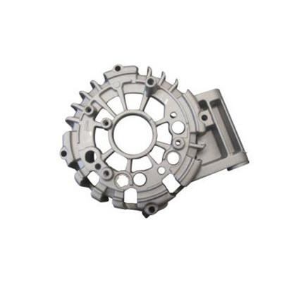 Aluminum Alloy Auto Housing Parts, ADC12, Precision Die Casting