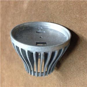 Light Screw Socket Aluminium Alloy Die Casting