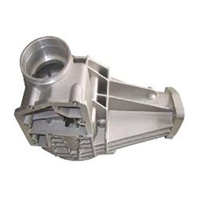 Aluminum Alloy ADC12 Auto Parts Cover, 8 Tolerance Grade