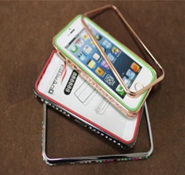 IPhone Case Die Casting & Machining, Aluminum Alloy, OEM Available