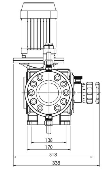 fluid-metering-pump-ptfe-diaphragm-10-480lph-10-200bar-0-75kw-drawing-2
