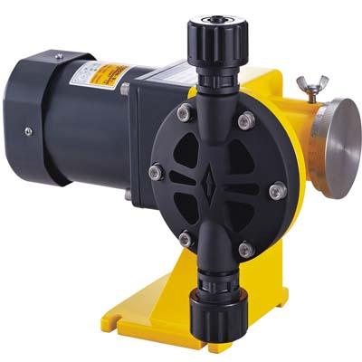 JBB Series Mechanical Diaphragm Metering Pump (14lph-130lph,10-4bars)