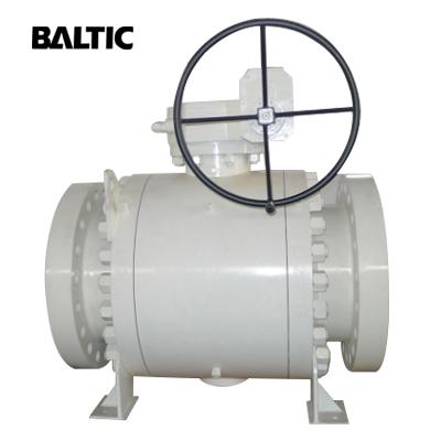 3PC SE TM Ball Valve, ASTM A182 LF2, 10IN, CL300, API6D, RF