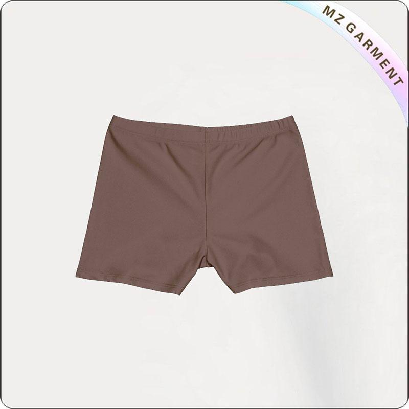 Girl Tan Swimming Bottom