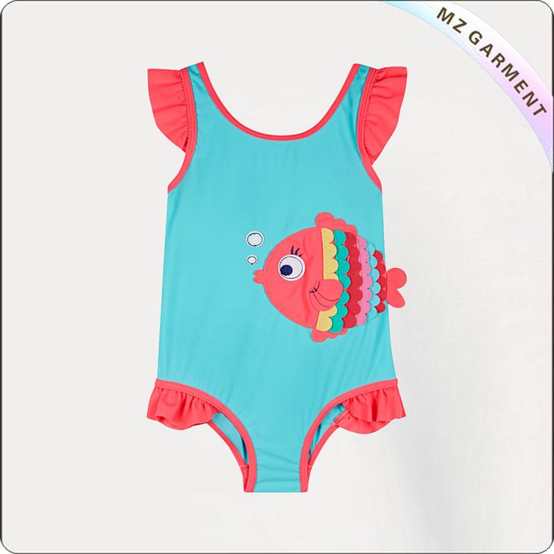 Kids Fish Swimsuit