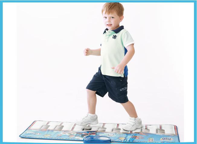 Mini Thomas&Friends Piano Playmats