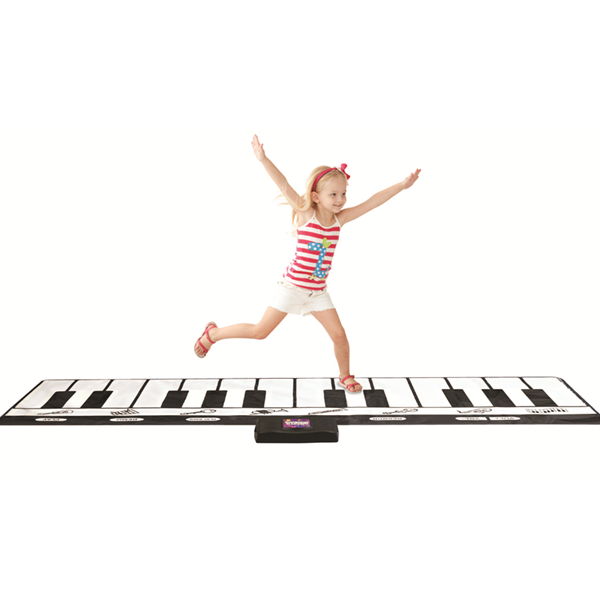 Gigantic Piano Playmat, Electronic Floor Keyboard Mat