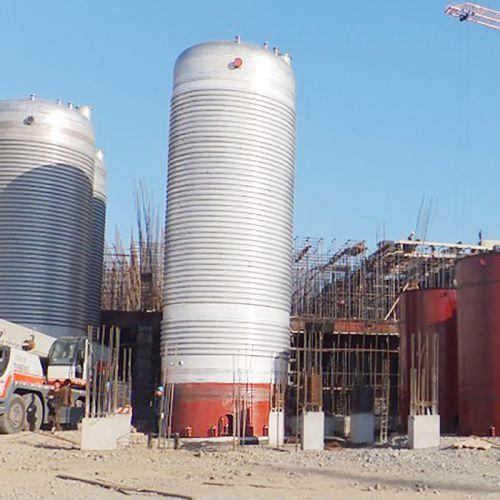 Industrial Fermentation Tank for Pharmaceutics, Stainless, GB150