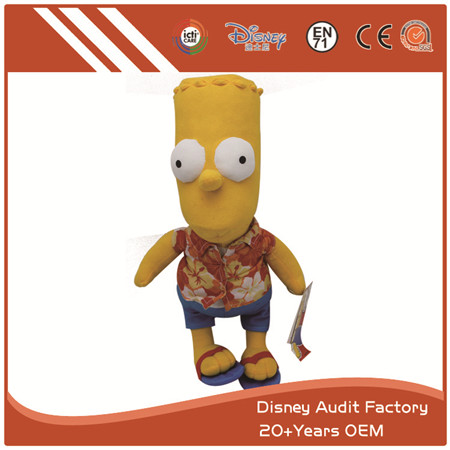 Bart Simpson Stuffed Toy Wholesale