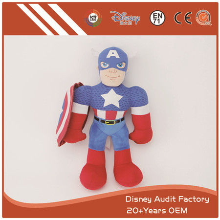 Captain America Stuffed Toy