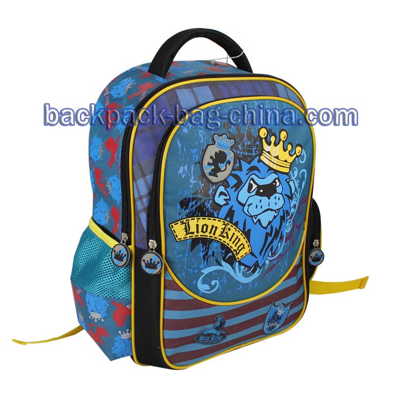 Lion School Backpacks