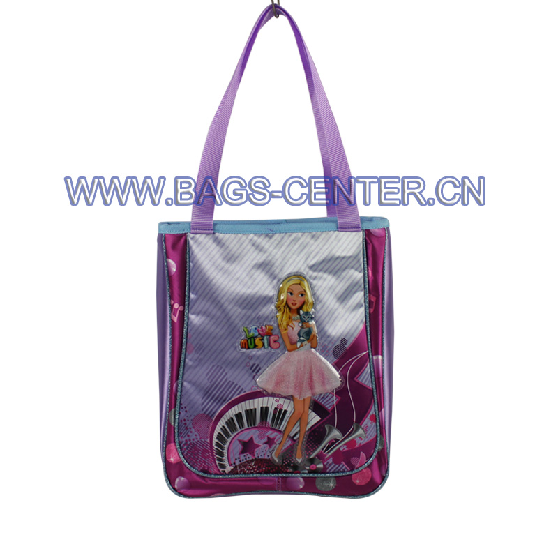 Travel School Folding Handbags ST-15LM09BP