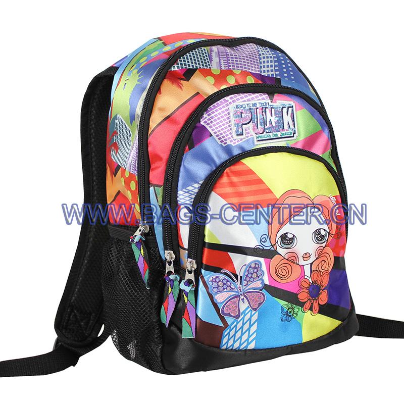 Minions ME School Backpacks ST-15PK03BP