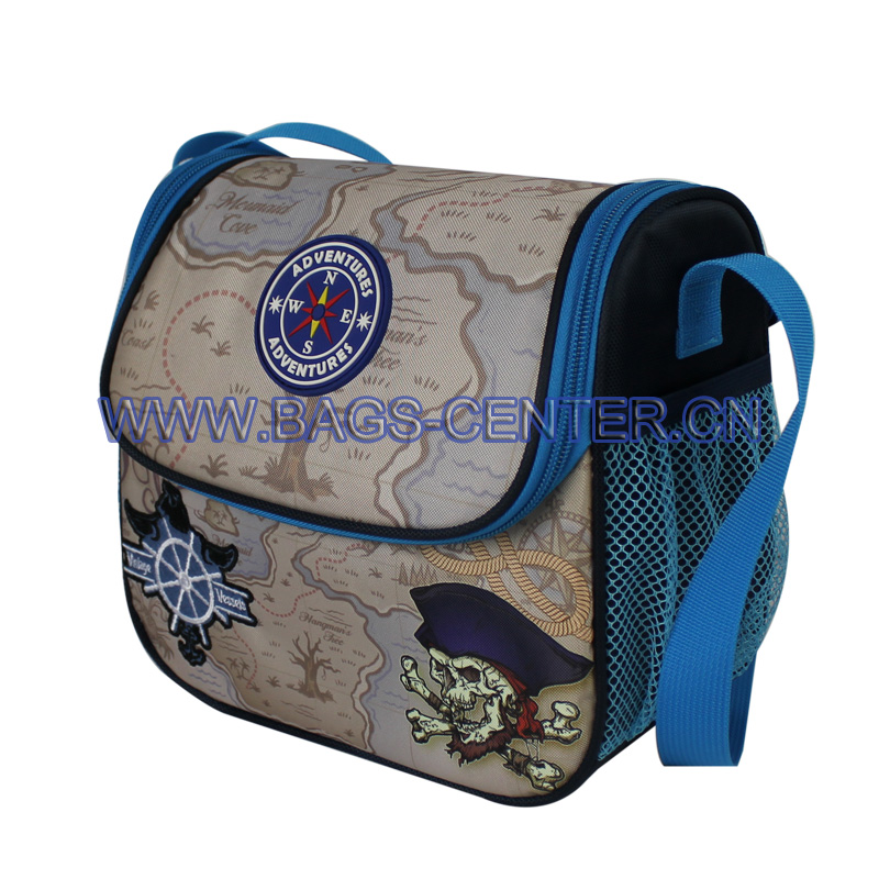 Jacquard Lunch Bags for School Boys ST-15VV08LB