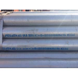 Труба Оцинкованная, ASTM A153 Gr B, SCH STD