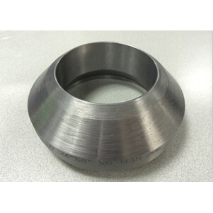 Приварная бобышка, ASTM A105, DN600 х DN80, 12,7мм х 7,62мм, концы сваренные встык
