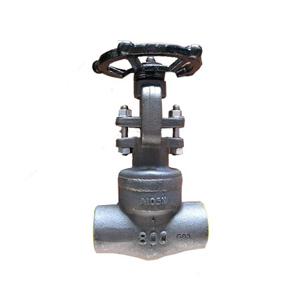 ANSI A105N Задвижка, Сварная Крышка Клапана, 800 LB, DN25 mm