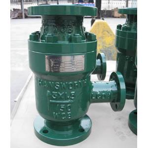 Автоматический рециркуляционный клапан, ASME B16.34, DN80
