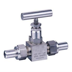 BS 5352 A182 F316 игольчатый клапан, 6000PSI, DN15