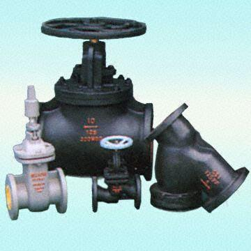 Чугунный клапан, DN15mm - DN1600mm