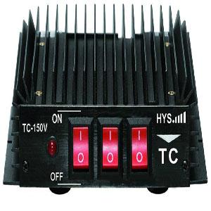 VHF Portable Radio Amplifier TC-150V