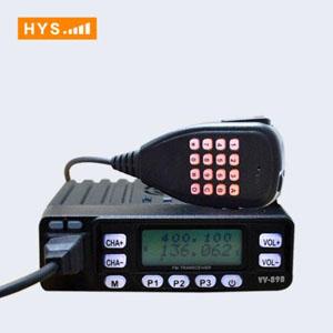 Dual Display Mini FM Radio Transceiver TC-898UV