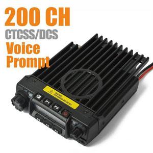 Single Band Mobile Radio Transceiver, VHF UHF TC-135