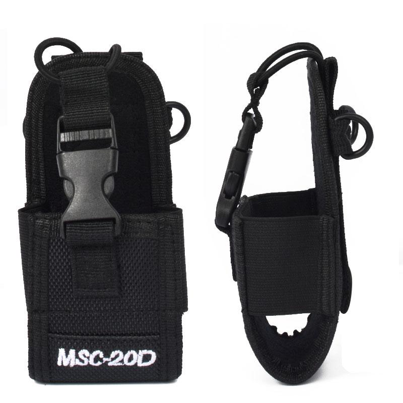 Handheld Two Way Radio Soft Case MSC-20D