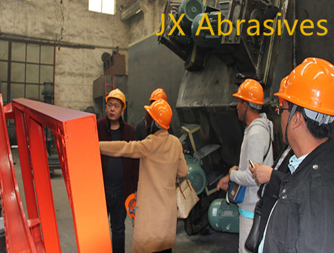 JX Abrasives Philippine Clients