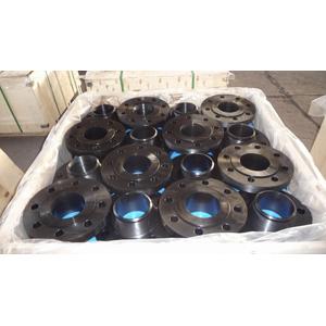 ASTM A105 Weld Neck Flange, ANSI B16.5, 10IN, 300LB, SCH STD