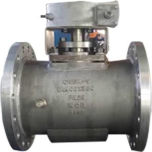Heat Jacket Plug Valve, A216 WCB, DN300, PN25, PTFE Sleeve, RF