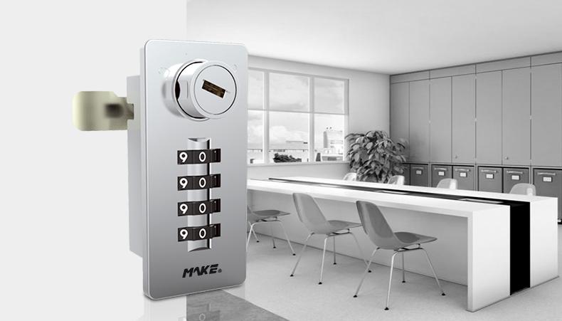 The 4 Digit Combination Lock MK716