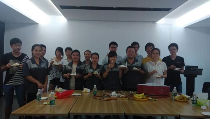 Birthday Party for Makelocks' Members