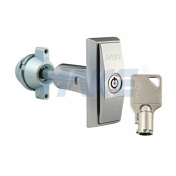 Tubular Vending Machine Lock