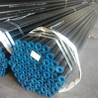 Dia 1 1/2Inch SCH80 Plain Ends Seamless Pipe ASTM A53 Grade A