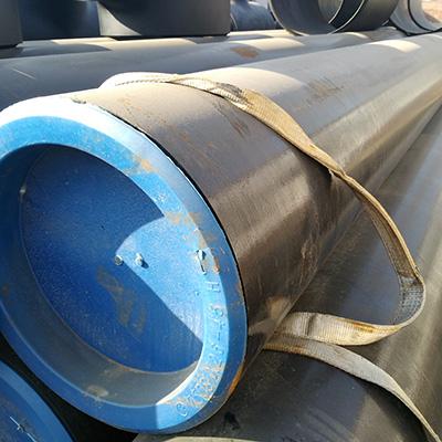 Pipe ASME B36.10 20Inch SCH100 Beveled Ends ASTM A106 GR.B Seamless