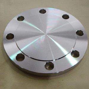 ASTM A182 F316L Blind Flange, RF, 150 LB, 4 Inch