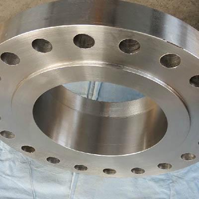 ASTM A182 F317L SO Flange, 300#, 4 Inch, ANSI B16.5