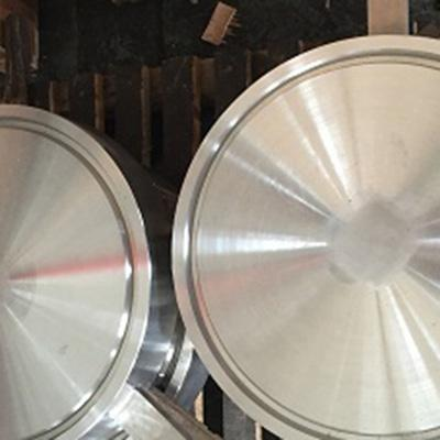 ASTM A516 Gr.60 Spade Flange ASME B16.48 Forged 12IN x 19mm CL300