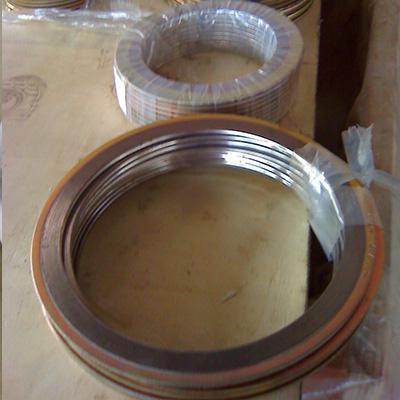 ASME B16.20 Spiral Wound Gasket 16 Inch 300LB 316L Winding