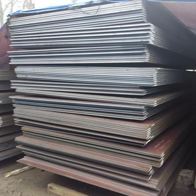 ASTM A537 CL2 Carbon Steel Plate 28mm x 3000mm x 6000mm Black