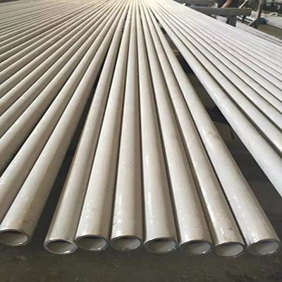 ASTM A213 316Ti Boiler & Heat Exchanger Tube 106x10mm Acid Pickling