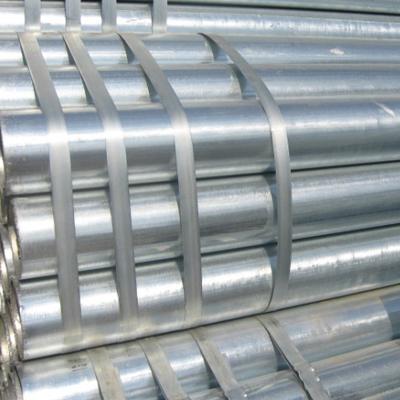 A53 Gr.B Galvanized Steel Pipe Hot Rolled 1 Inch SCH 80