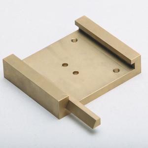 Brass 260 CNC Component