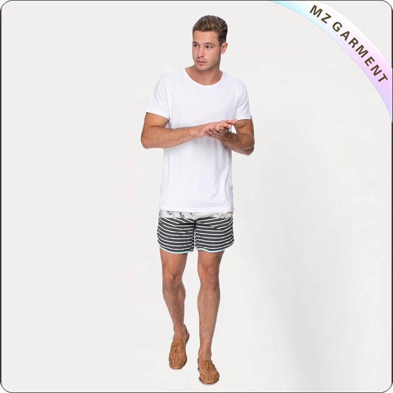 Nitrous Elastic Board Shorts
