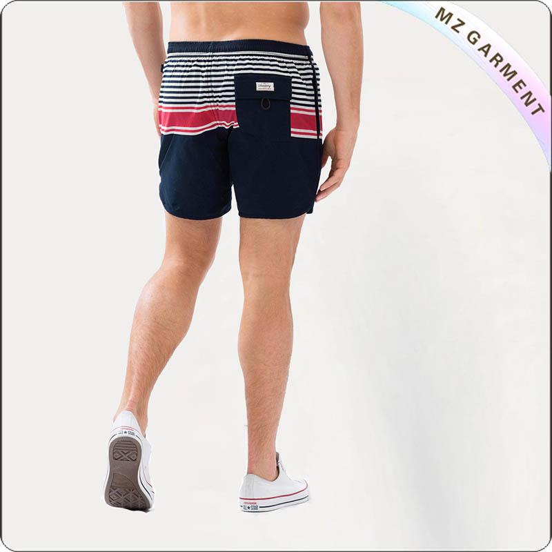 Tiro Alto Board Shorts