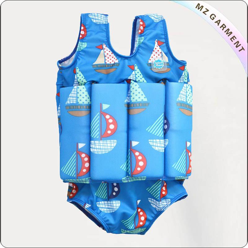 Set Sail UV Floating Swimwear