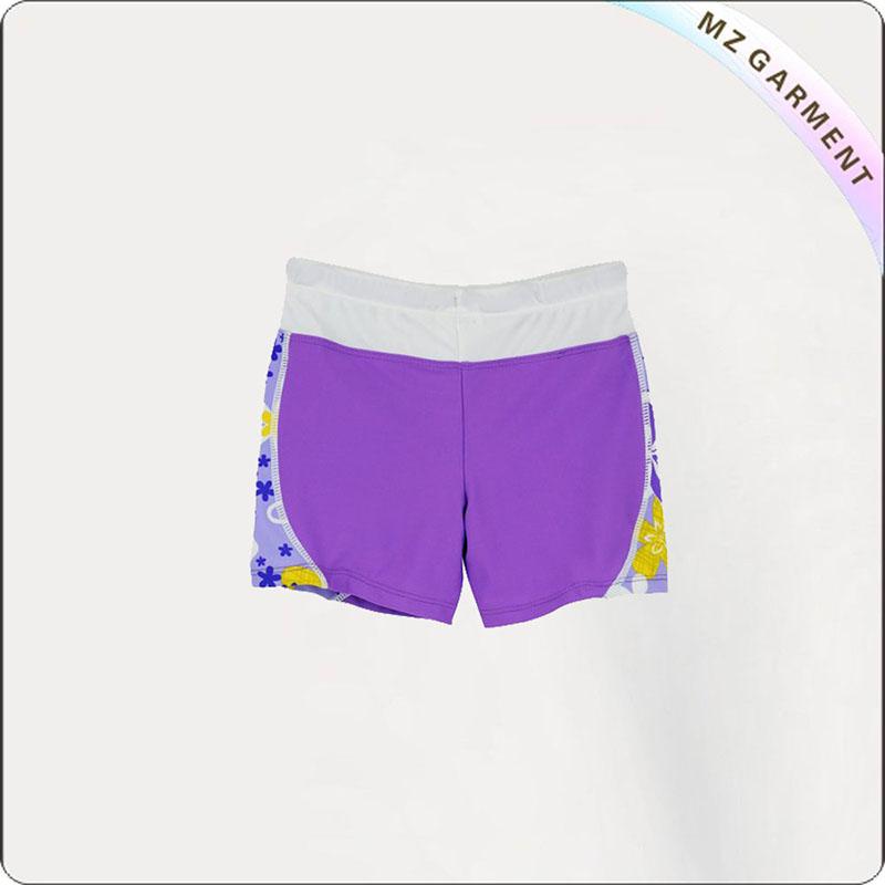 Violet UPF 50+ Girls' Hipsters