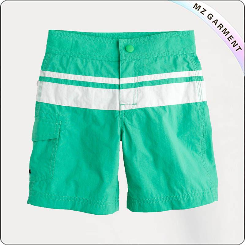 Boys' Double Strip Board Shorts